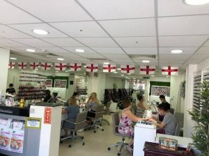 about us  beautiful nails  sidcup